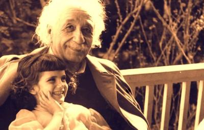 Albert Einstein levele lányához: Az UNIVERZUM ereje a SZERETET!