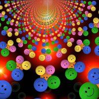 Amikor az egész Univerzumról kiderül, hogy mosolyogni képes
