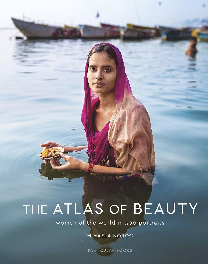 Mihaela Noroc: A szépség atlasza (könyv)