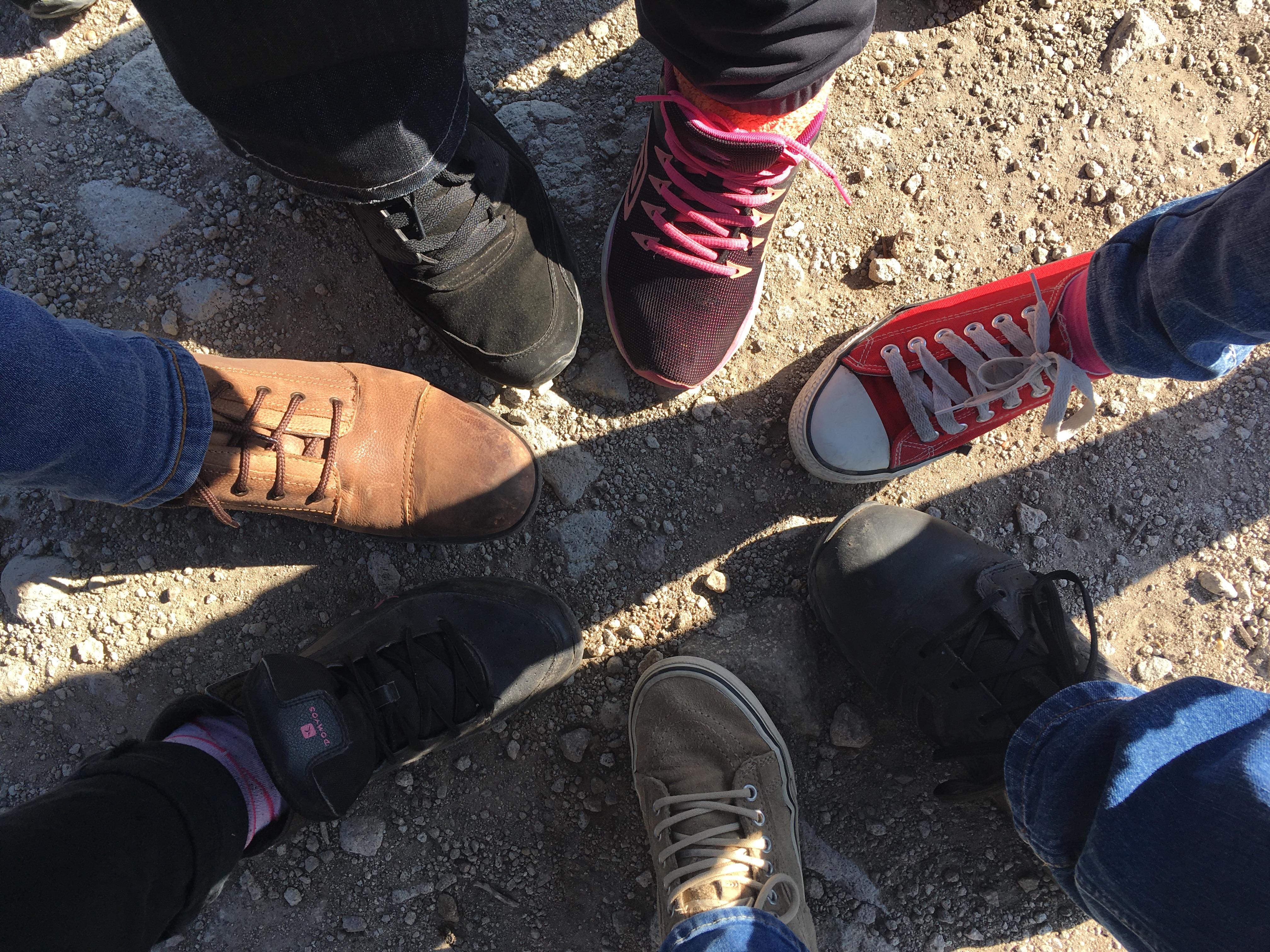 A Nememind1 Közösség pár tagja elvitte lelkét a Pilisbe, a Föld szívéhez. Lábnyomainkat pedig örökre ott hagytuk.