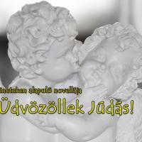 Üdvözöllek Júdás!  (Aruco igaz történeteken alapuló novellája)