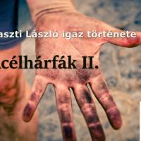 Acélhárfák II. (Haraszti László igaz története)