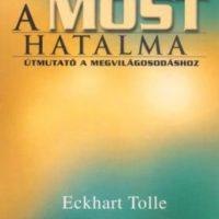Eckhart Tolle: A most hatalma (Könyvajánló)