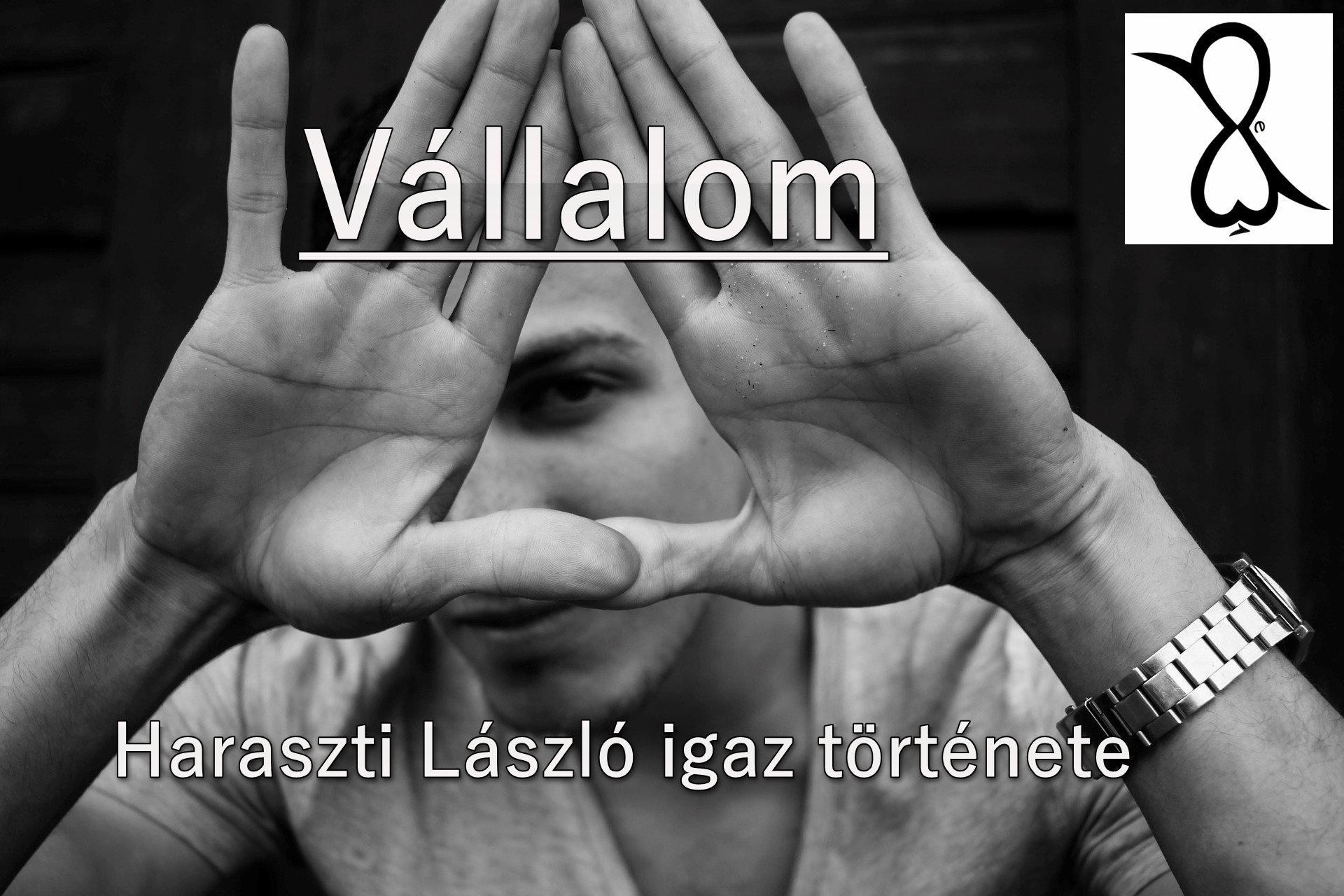 Vállalom (Haraszti László igaz története)