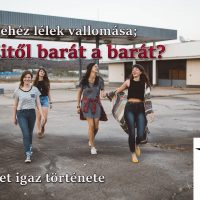 Egy nehéz lélek vallomása; Mitől barát a barát? (Magnet igaz története)