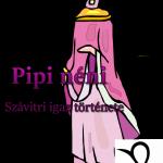Pipi néni (Szávitrí igaz története)