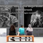 Hangos Fogolyán Szellő (Harangi Emese) írások 16, Éltes állapot; amiért erős mégis minden idős embertársunk (Esszé)