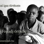 Így segíthetsz az afrikai gyerekeknek