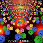 Hangos Fogolyán Szellő (Harangi Emese) írások 29, Amikor az egész Univerzumról kiderül, hogy mosolyogni képes (Esszé)
