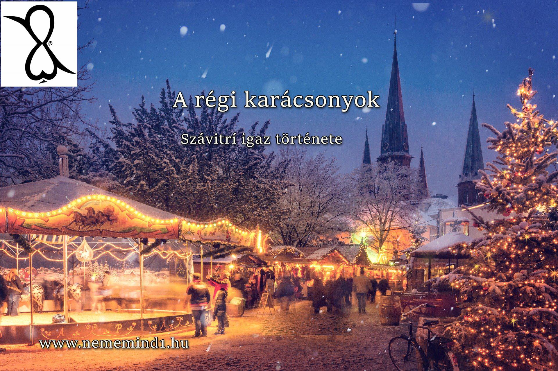 A régi karácsonyok (Szávitrí igaz története)