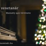 A zenetanár (Mama65 igaz története)