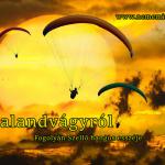 Hangos Fogolyán Szellő (Harangi Emese) írások 44, A kalandvágyról (Esszé)
