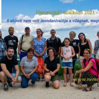 Nememind1 találkozó 2021 – Normafa S akinek nem volt mondanivalója a világnak, megmutatta…(Hírek)